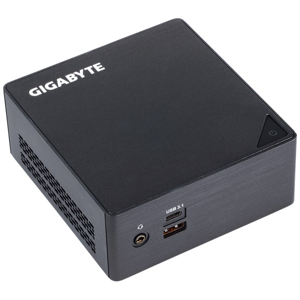 Gigabyte GB-BKI3HA-7100 Brix Intel Barebone mini asztali PC - 2