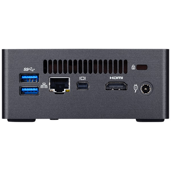 Gigabyte GB-BKI3HA-7100 Brix Intel Barebone mini asztali PC - 4