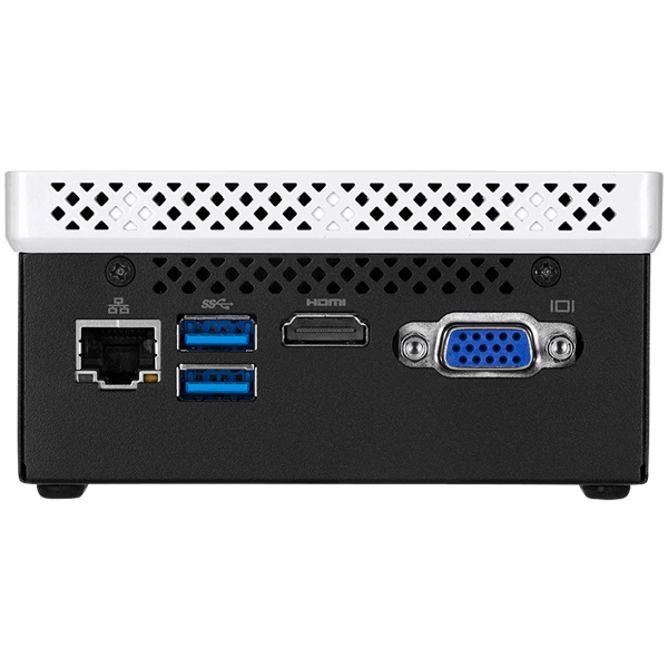 Gigabyte GB-BLCE-4000C Brix Intel barebone mini asztali PC - 3