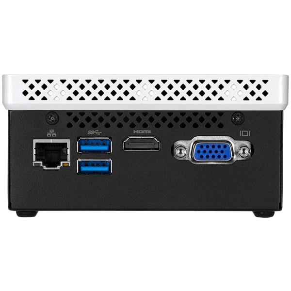 Gigabyte GB-BLCE-4105C Brix Intel barebone mini asztali PC - 3