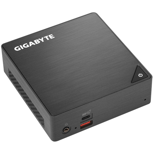Gigabyte GB-BRI3-8130 Brix Intel barebone mini asztali PC - 3