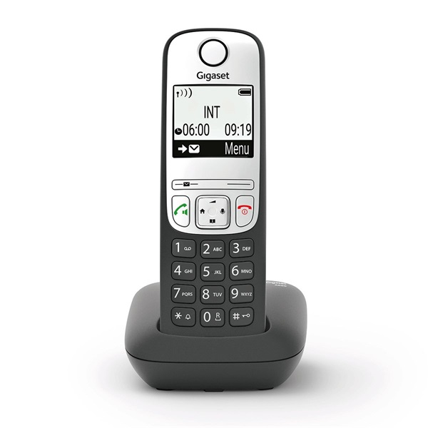 Gigaset A690IP fekete dect telefon - 1