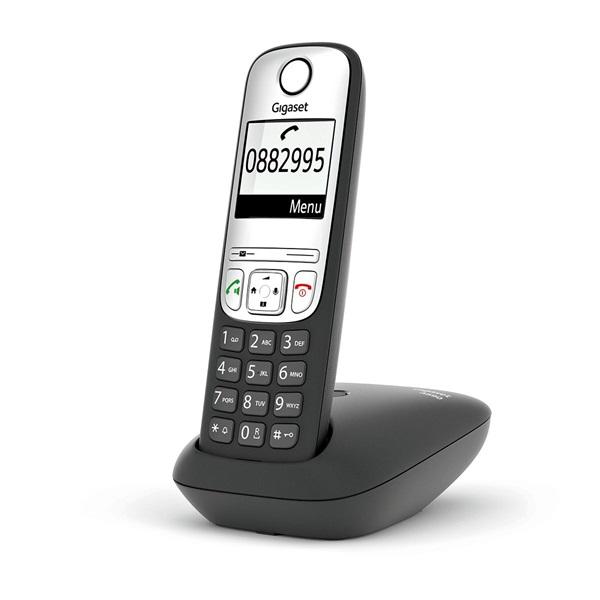 Gigaset A690IP fekete dect telefon - 2