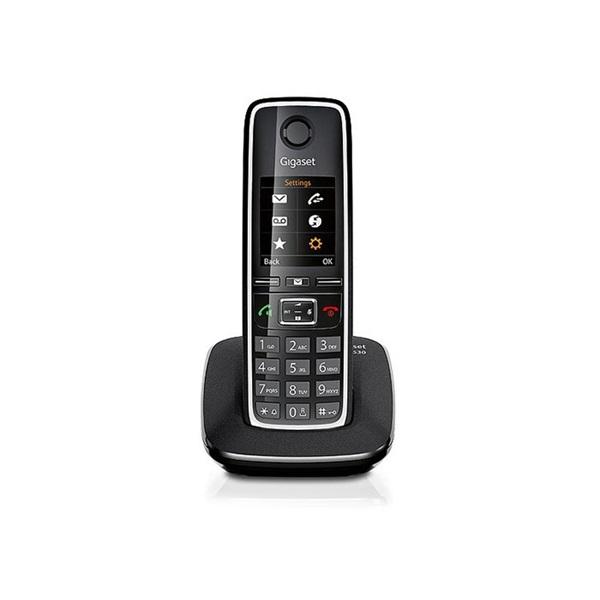 Gigaset C530 fekete dect telefon - 2
