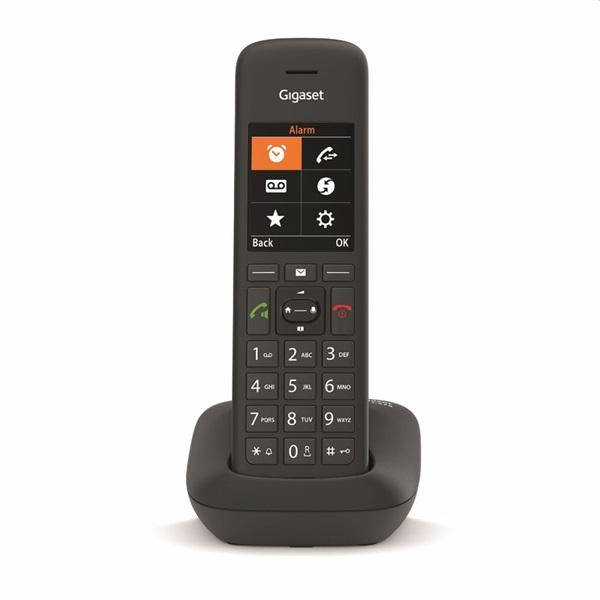 Gigaset C575 fekete dect telefon - 1