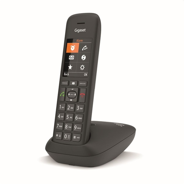 Gigaset C575 fekete dect telefon - 2