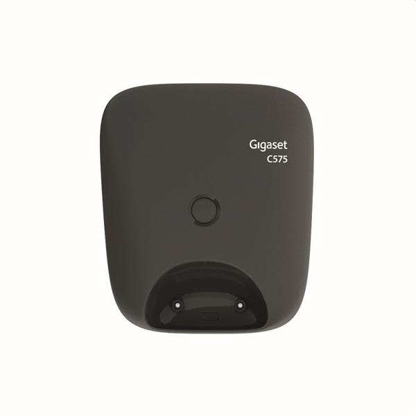 Gigaset C575 fekete dect telefon - 6