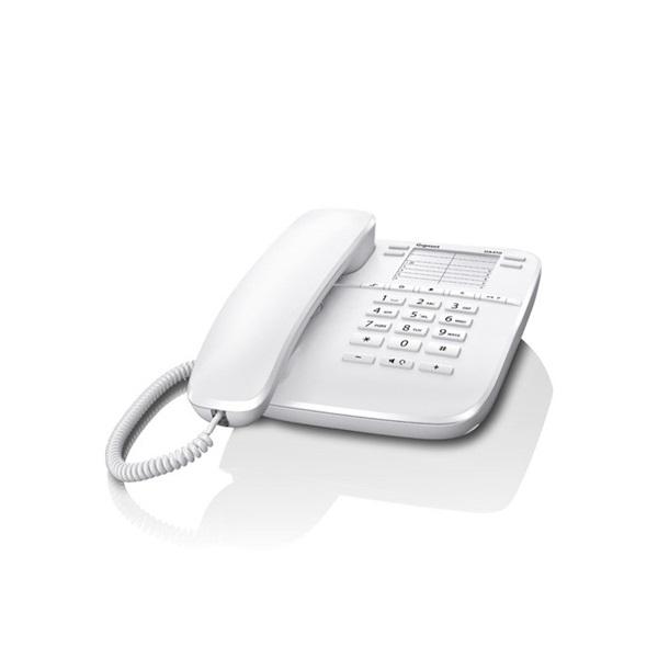 Gigaset DA310 fehér vezetékes telefon - 1