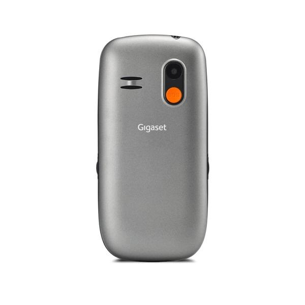 Gigaset GL390 2,2 Dual SIM ezüst mobiltelefon - 5