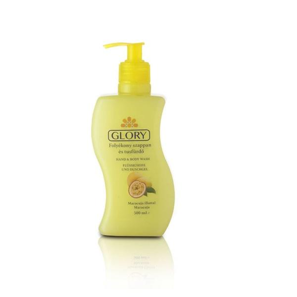 Glory/HC 500 ml maracuja illat folyékony szappan és tusfürdő - 1
