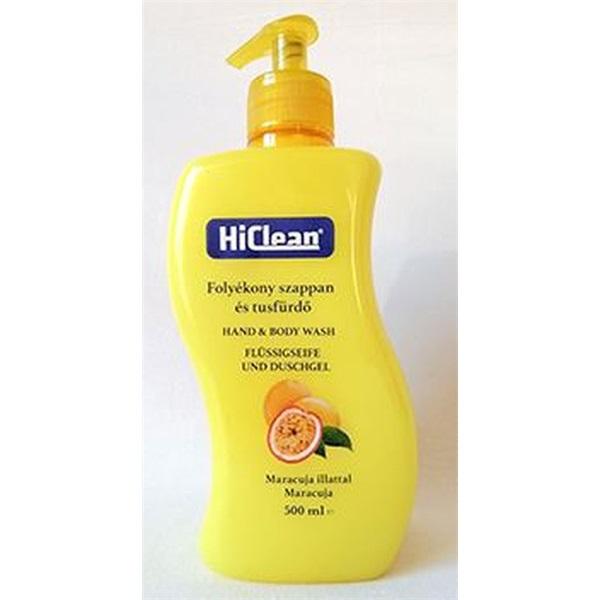 Glory/HC 500 ml maracuja illat folyékony szappan és tusfürdő - 2