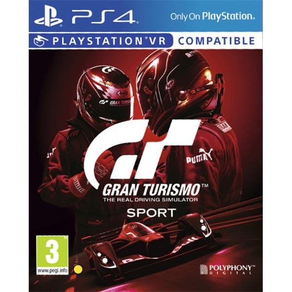 Gran Turismo Sport Spec 2 PS4 játékszoftver - 1