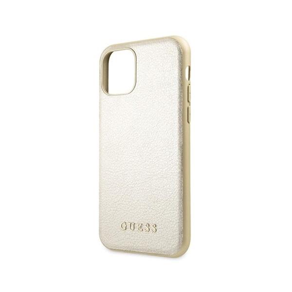 GUESS iPhone 11 Pro arany színváltó műbőr tok - 2