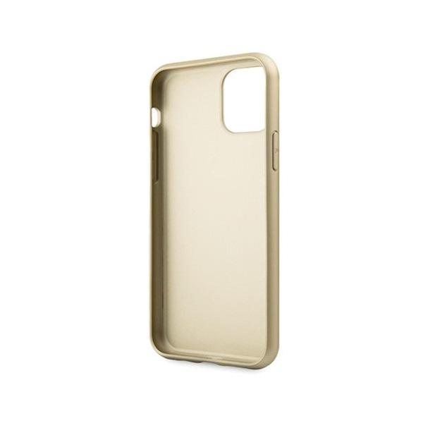 GUESS iPhone 11 Pro arany színváltó műbőr tok - 3