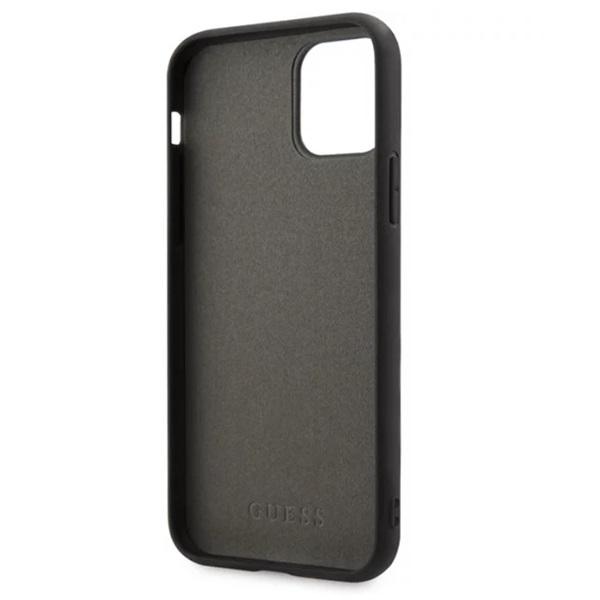 GUESS iPhone 11 Pro Max színváltó ezüst kemény tok - 3