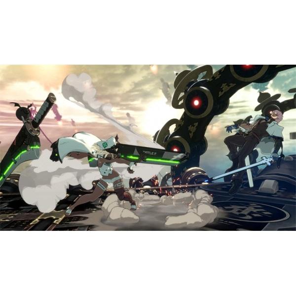 Guilty Gear -Strive- PS5 játékszoftver - 5