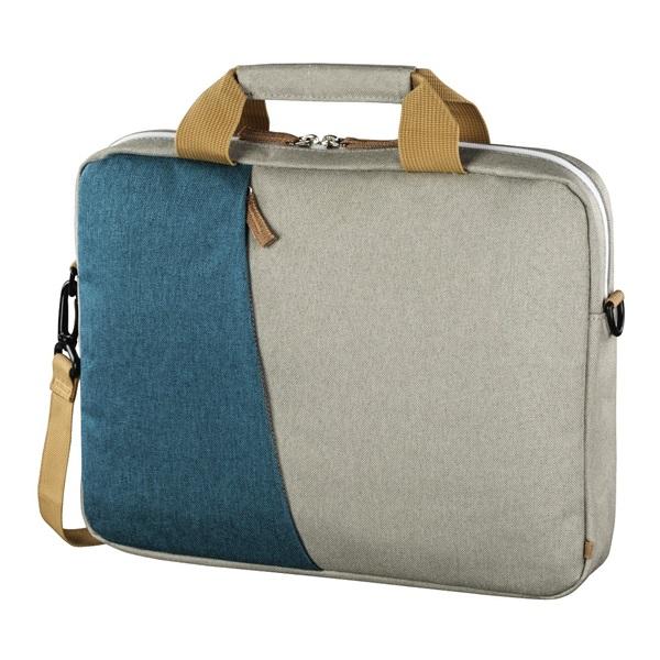 """Hama 101573 FLORENCE"""" 15,6"""" kék-szürke notebook táska - 1"""