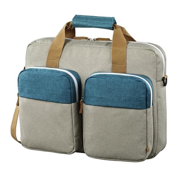 """Hama 101574 FLORENCE"""" 2 15,6"""" kék-szürke notebook táska - 1"""
