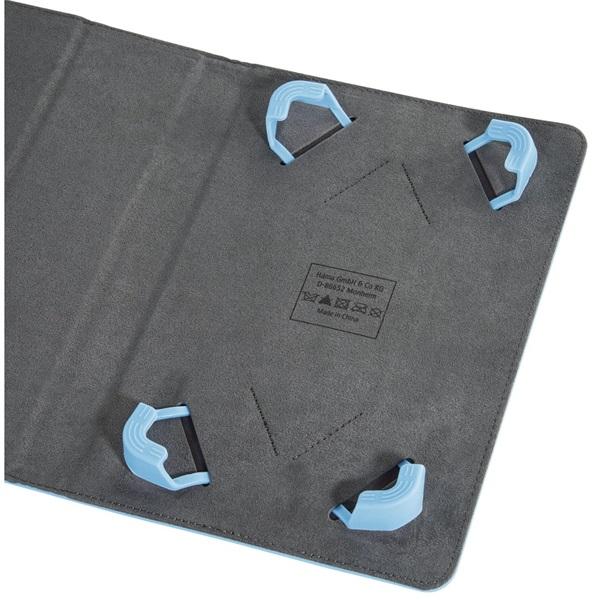 """Hama 173587 XPAND"""" tablet Ebook 10,1""""-ig kék univerzális tok - 4"""
