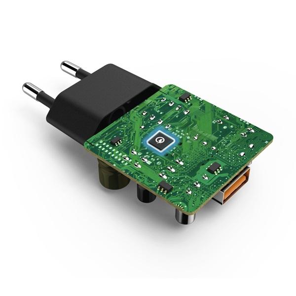 Hama 183230 Qualcomm QC 3.0 USB Type-C hálózati töltő - 3