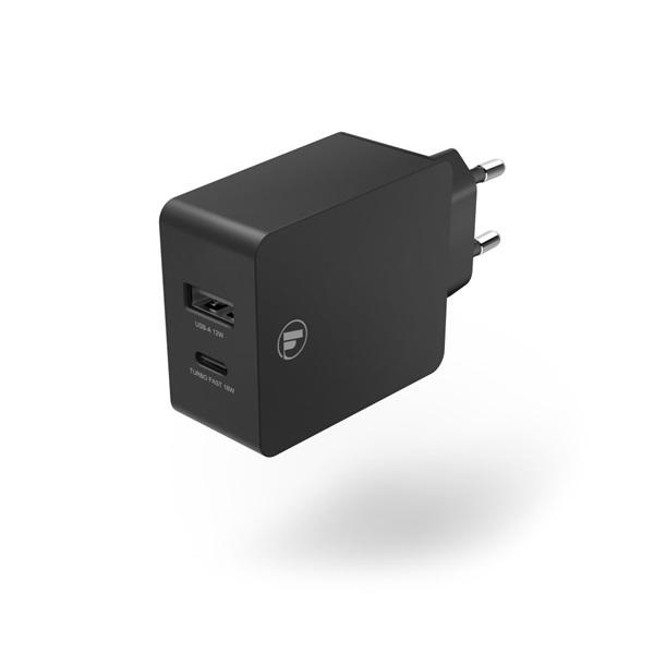 """Hama 210521 PD/QC"""" USB A & Type-C univerzális hálózati töltő szett - 2"""