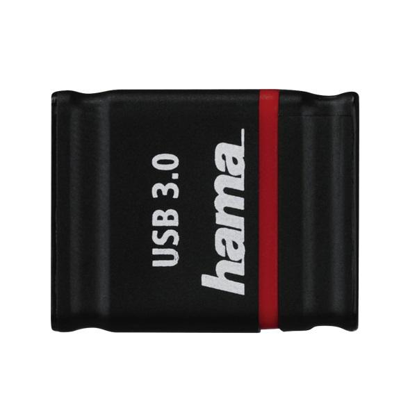 """Hama 64GB USB3.0 Smartly"""" fekete-piros (124011) FlashPen - 3"""