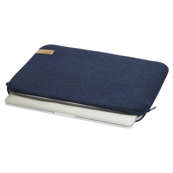 """Hama Jersey"""" 13,3"""" kék notebook tok - 3"""