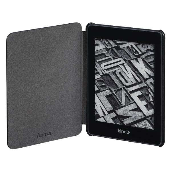 "HAMA Kindle Paperwhite 4"" fekete Ebook olvasó tok - 2"