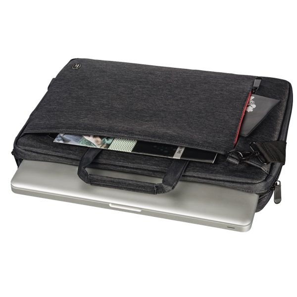 "Hama Manchaster"" 13,3"" fekete notebook táska - 3"