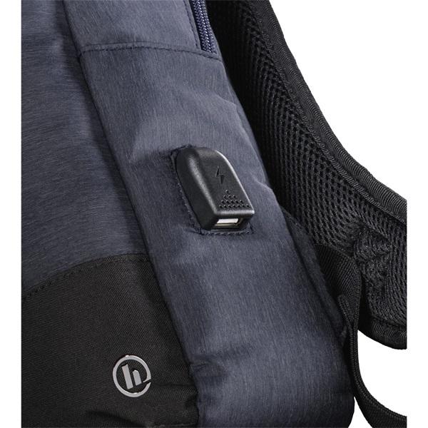 """Hama Manchaster"""" 15,6"""" kék notebook hátizsák - 5"""