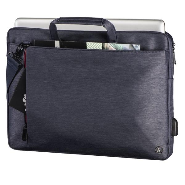 """Hama Manchaster"""" 15,6"""" kék notebook táska - 2"""