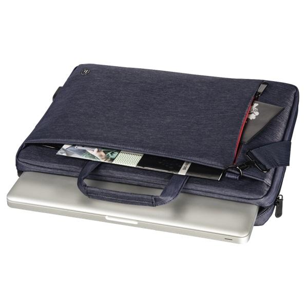 """Hama Manchaster"""" 15,6"""" kék notebook táska - 3"""