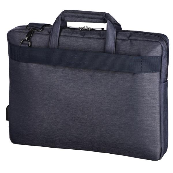 """Hama Manchaster"""" 15,6"""" kék notebook táska - 4"""