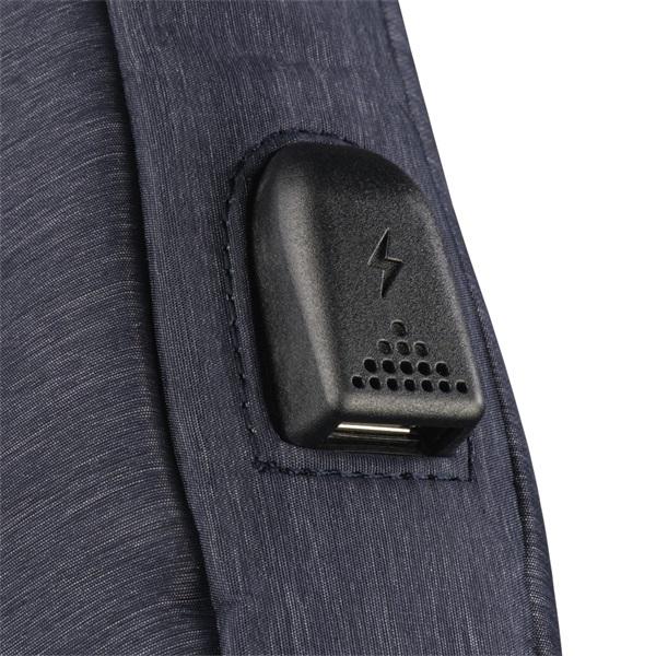 """Hama Manchaster"""" 15,6"""" kék notebook táska - 5"""