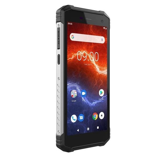 HAMMER ENERGY 2 5,5 LTE 3/32GB Dual SIM fekete csepp-, por- és ütésálló okostelefon - 2