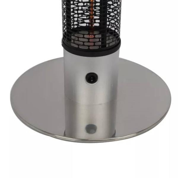 Hecht 3215 elektromos hősugárzó asztal - 2