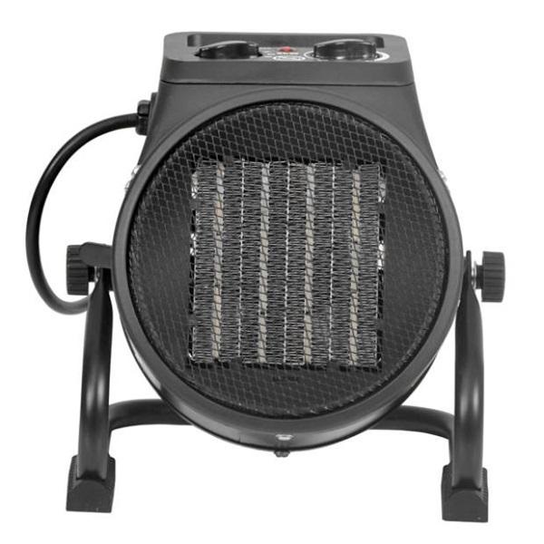 Hecht 3542 2000W ventilátoros és termosztátos hősugárzó - 2