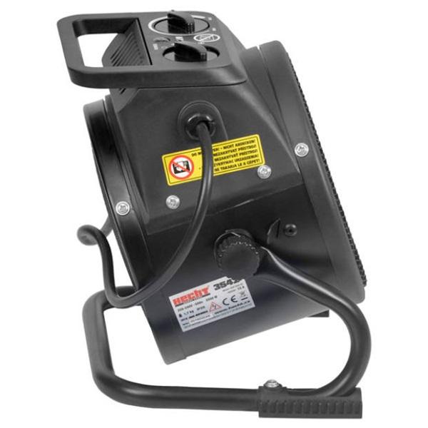 Hecht 3542 2000W ventilátoros és termosztátos hősugárzó - 3