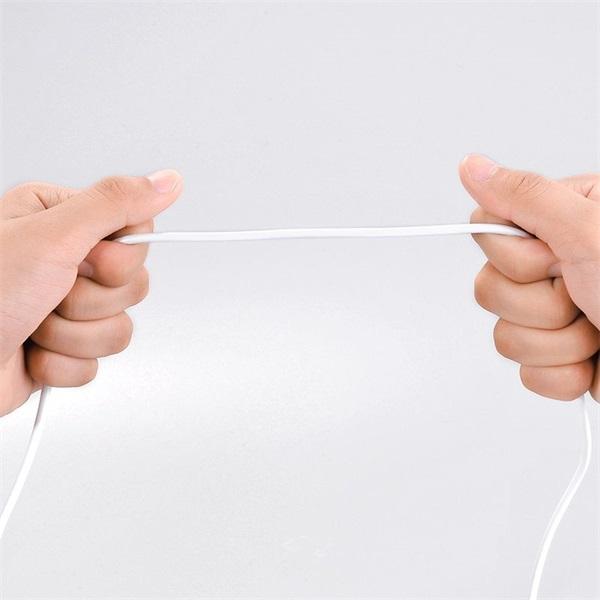 Hoco HOC0053 X1 1m fehér Lightning USB kábel - 5