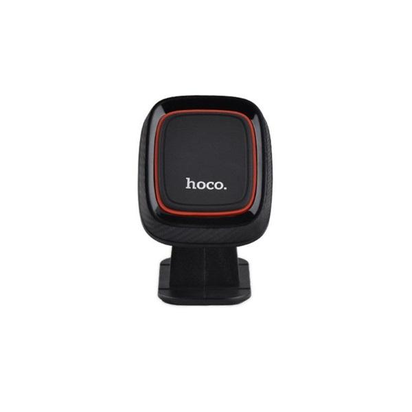 Hoco HOC0157 CA24 univerzális műszerfalra helyezhető mágneses autós telefon tartó - 2
