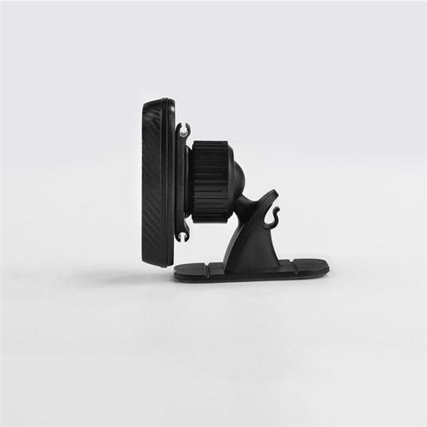 Hoco HOC0157 CA24 univerzális műszerfalra helyezhető mágneses autós telefon tartó - 4