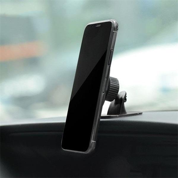 Hoco HOC0157 CA24 univerzális műszerfalra helyezhető mágneses autós telefon tartó - 6