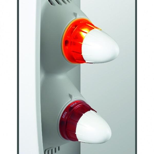 Home FK 190 Turbo konvektor fűtőtest ventilátorral - 2