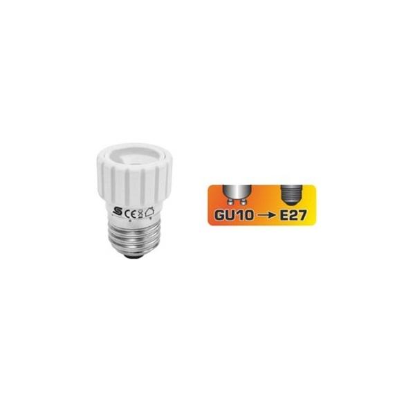 Home GU10/E27 foglalat átalakító adapter - 1