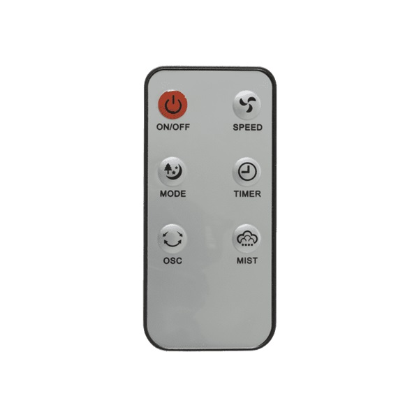 Home SFM 40/WH párásító álló ventilátor - 3