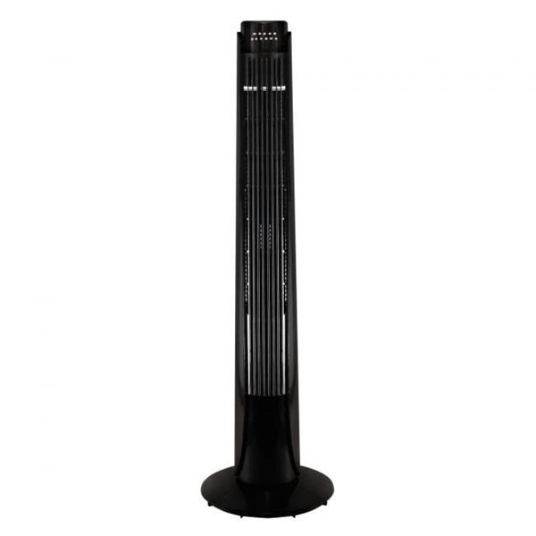 Home TWFR 93 fekete oszlopventilátor távirányítóval - 1