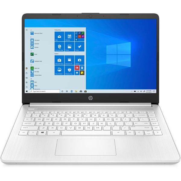 HP 14s-dq2008nh 14 fehér laptop - 1