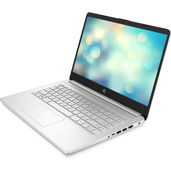 HP 14s-fq0018nh laptop (14FHD AMD Ryzen 5-4500U/Int. VGA/8GB RAM/512GB/DOS) - ezüst - 2