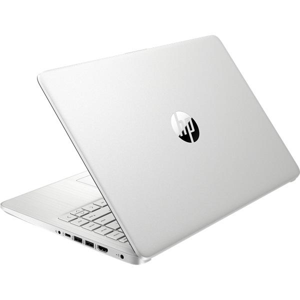 HP 14s-fq0018nh laptop (14FHD AMD Ryzen 5-4500U/Int. VGA/8GB RAM/512GB/DOS) - ezüst - 4