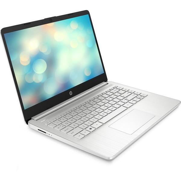 HP 14s-fq0020nh laptop (14FHD AMD Ryzen 5-4500U/Int. VGA/8GB RAM/256GB/DOS) - ezüst - 3